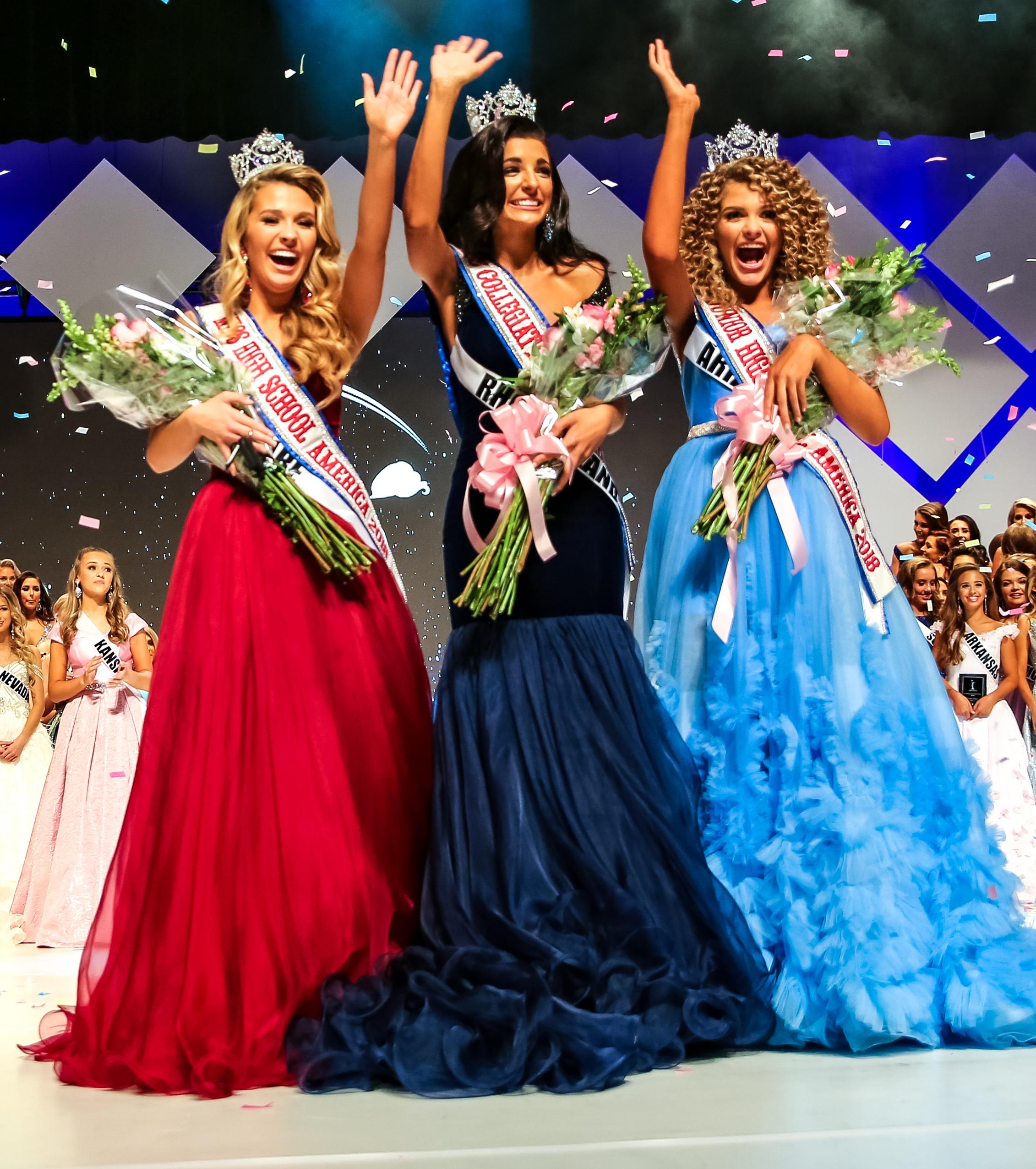 Miss High School America Pageant